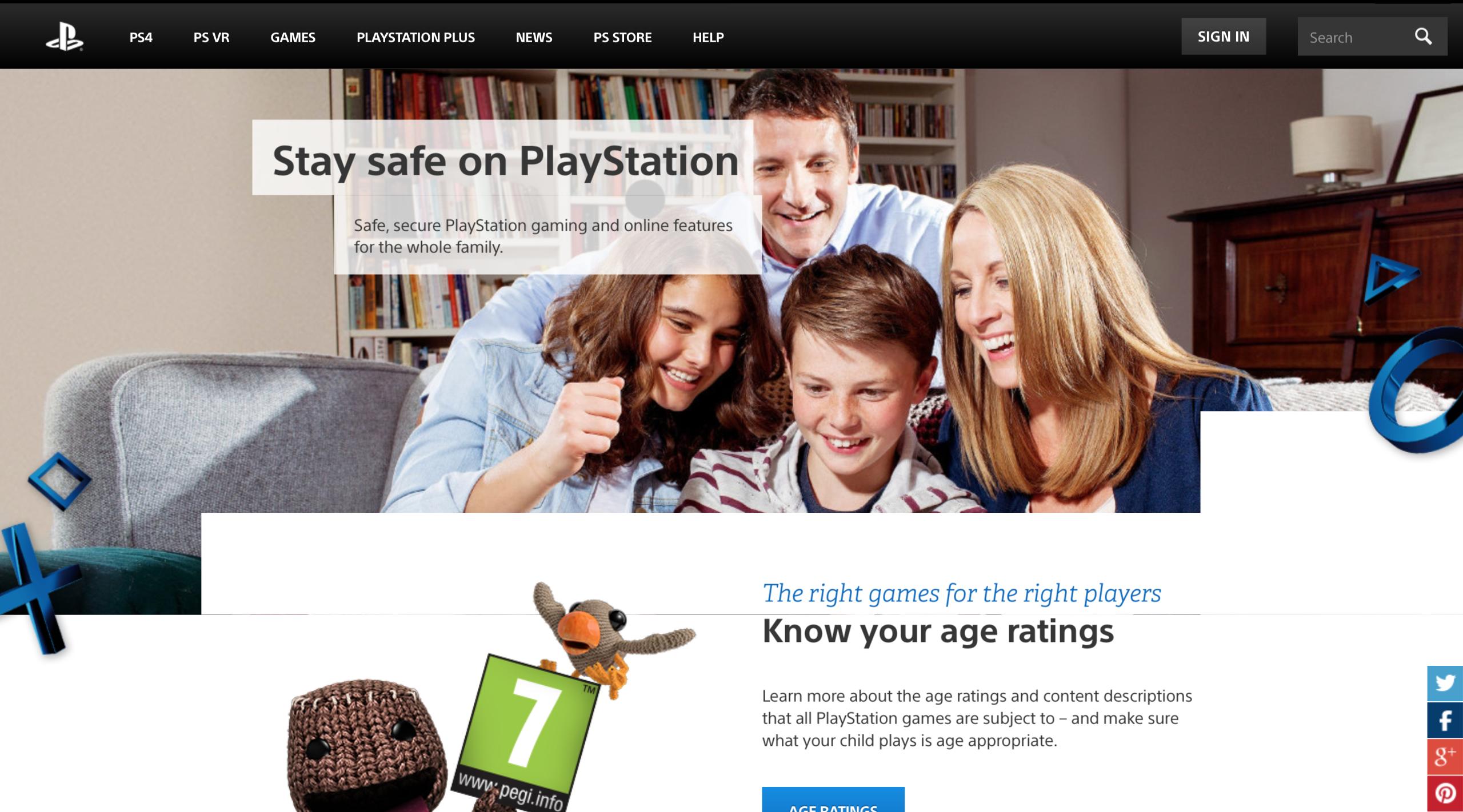 Playstation guidance