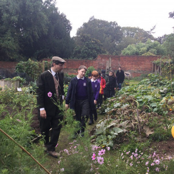 6TL in the Wartime Garden