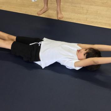 2V are Gymnasts!