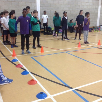 Year 5 and 6 Athletes
