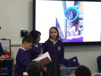 Collective Worship in 3R