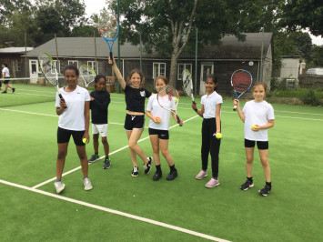 6TL have a day of Tennis