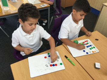 1S get Counting!
