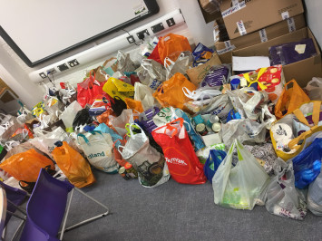 Christmas Foodbox Appeal 2020