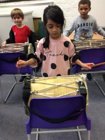 2K Indian Drumming Workshop