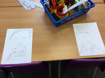 Celebrating Black History Month in Class 3B