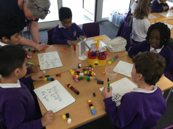 Maths Madness in 1S!
