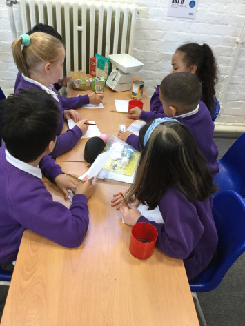 Investigating weight in 3R