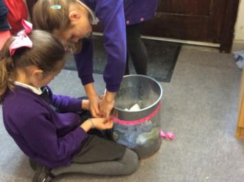 4L's Marvellous Measuring!