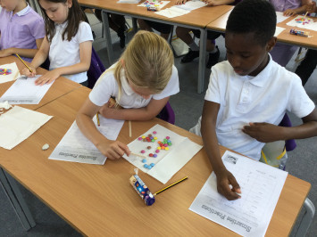 Fun with fractions in 3L