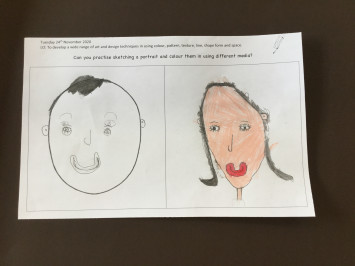 Portraits in 1B