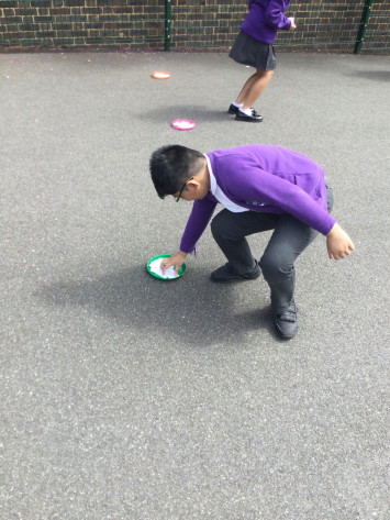 Maths in the Playground!