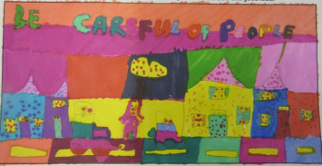 Road Safety Competition Entries are in