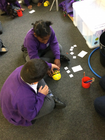 BeeBots in 1B