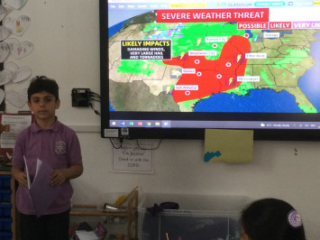 3R Weather Reports