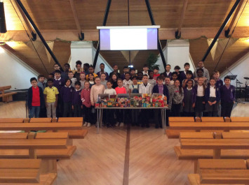 Year 5 Harvest Assembly 2021