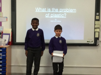 The problem with plastic- 3R discuss