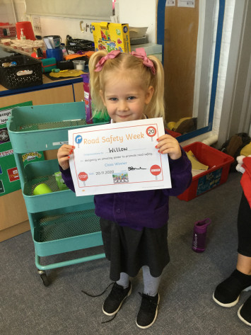 Road Safety Competition Winners