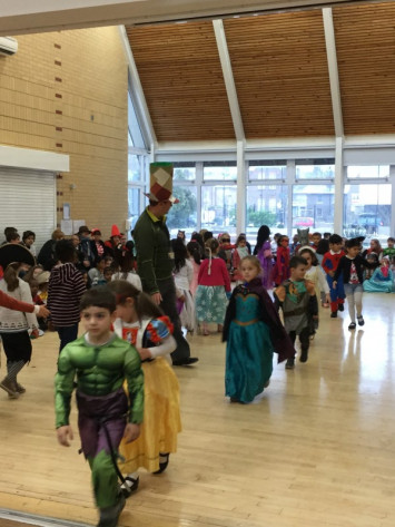 World Book Day in RR