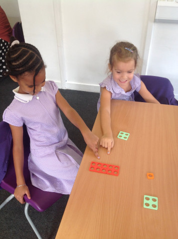 2B are number bonds experts!
