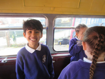 All aboard the Routemaster!