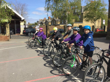 Cycling Proficiency Lessons 2021