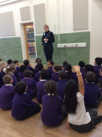 Key Stage 1 Police Workshop