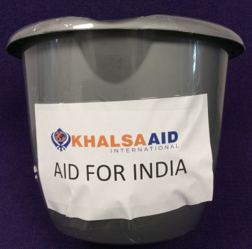 COVID Fundraising for India