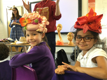 The Mad Hatters of 3L!
