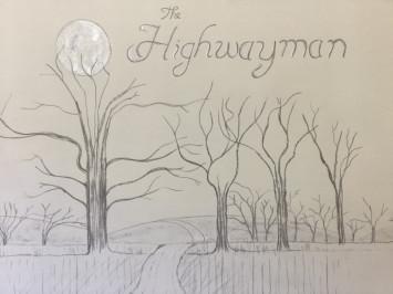 Year 6 study The Highwayman