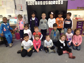 Number November in Reception L