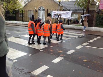 Pedestrian Training 2020