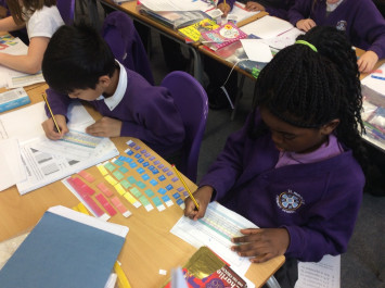 Fractions in Year 4