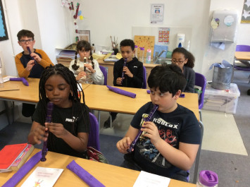 Recorders in Year 4