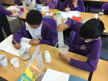 Capacity and Volume in Year 4