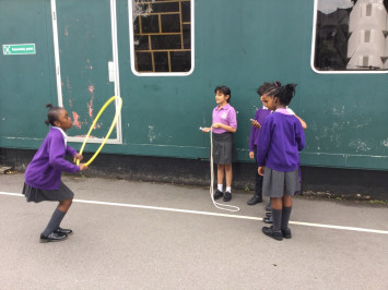 Sports Leaders in Year 4