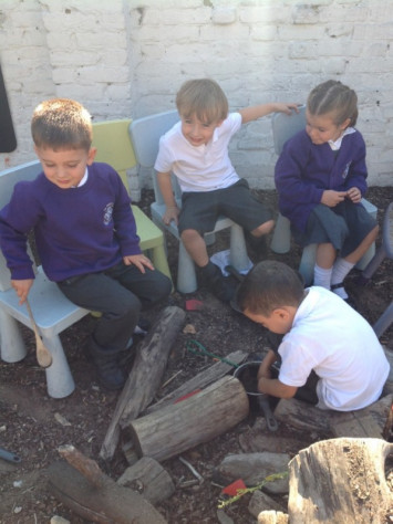 Reception have a fabulous first full week
