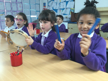 Make Music Day in 1S!