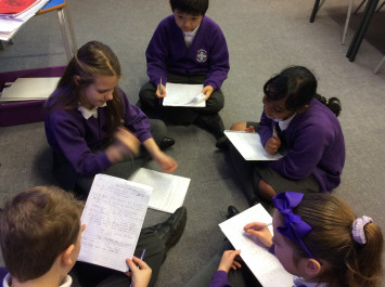 4L become playwrights!