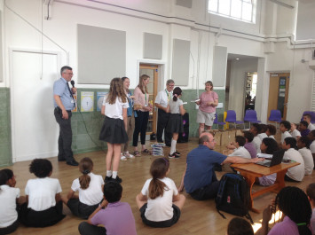 Year 6 Leavers Service