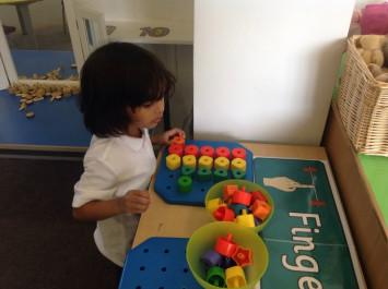 First Days at Nursery