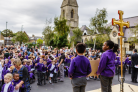 St. Paul's C of E Primary School officially opens newly restored buildings.