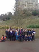 Year 2 Trip to Windsor Castle