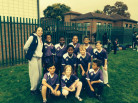 Year 5 and 6 Tag Rugby