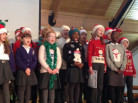 Choir at Christmas