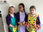 Tropical bake off in Year 5
