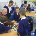 Home Fixture for the School Chess Club