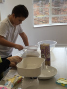 Cooking in Year 5