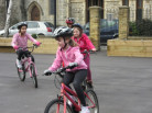 Year 5 Cycle Training - March 2015