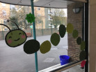 1SV have reached 10 dots on Carly the Caterpillar!